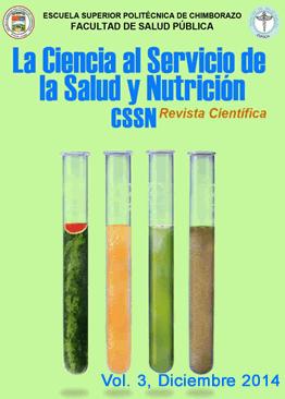 La Ciencia al Servicio de la Salud y Nutrición - Vol 3 - 2014